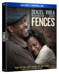 fences blu ray art